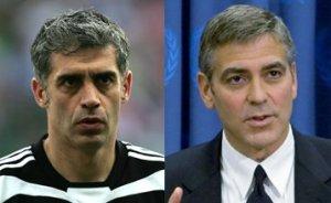 Antonios Nikopolidis vs George Clooney