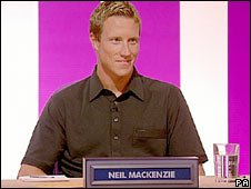 Neil McKenzie on Countdown