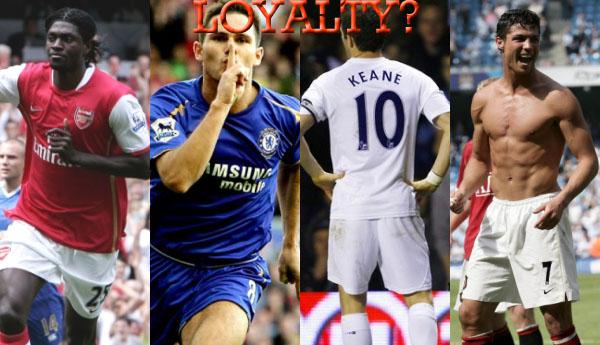 Loyalty?