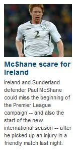 McShane. Scary.